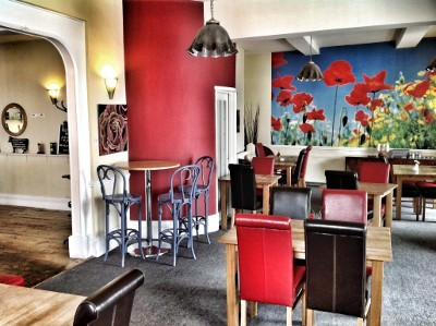 Whistlers Wine Bar, Pershore